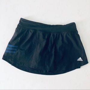 Adidas black skort M